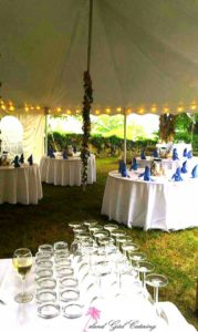garden wedding table and chair rentals island girl catering tent rental